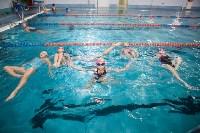 Синхронное плавание в Туле, Фото: 9