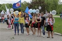 Последний звонок 2013: праздник от ТулГУ, Фото: 3