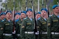 Вторая генеральная репетиция парада Победы. 7.05.2014, Фото: 24