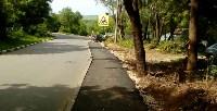 В Привокзальном округе Тулы выполняется ремонт тротуаров, Фото: 13