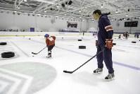 Легенды хоккея провели мастер-класс в Туле, Фото: 6