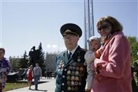 Празднование 69-й годовщины победы в Великой Отечественной войне на площади Победы. Тула, Фото: 48