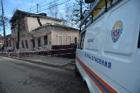 На ул. Октябрьской развалился дом, Фото: 19