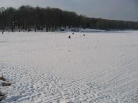 Соревнования по зимней рыбной ловле на Воронке, Фото: 23