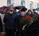 В Туле состоялось открытие мемориальной доски оружейнику Владимиру Рогожину, Фото: 4
