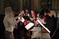 Пасхальная служба в Успенском соборе. 20.04.2014, Фото: 8