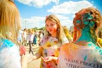 В Туле прошел фестиваль красок и летнего настроения, Фото: 116