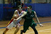 Тульские баскетболисты «Арсенала» обыграли черкесский «Эльбрус», Фото: 80