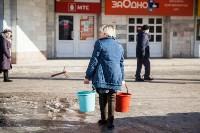 Очереди за водой в Пролетарском округе, Фото: 11
