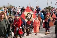 На Куликовом поле с размахом отметили 638-ю годовщину битвы, Фото: 55