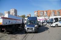 Дезинфекция транспорта в Туле, Фото: 21