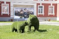 Один день из жизни воспитанников Тульского суворовского военного училища, Фото: 21