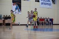 Открытый турнир «Славянская лига» и VIII Всероссийский открытый турнир «Баскетбольный звездопад», Фото: 8