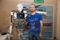 Открытие шоу роботов в Туле: искусственный интеллект и робо-дискотека, Фото: 67