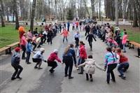 В Комсомольском парке появилась новая эстрада, Фото: 5