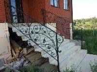 Кованые изделия – уникальное «живое» украшение вашего дома, Фото: 13