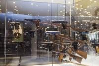Музей оружия здание-шлем, Фото: 48