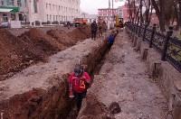 Как проходили раскопки в центре Тулы, Фото: 2