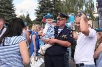 85-летие ВДВ на площади Ленина в Туле, Фото: 101