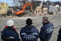 Снос аварийного дома на улице Октябрьской, Фото: 35