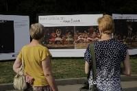 В Центральном парке Тулы открылась фотовыставка «Русский балет: мгновения», Фото: 5