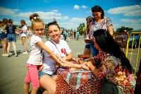В Туле прошел фестиваль красок и летнего настроения, Фото: 96