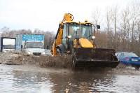 Потоп на ул. Рязанской и Восточном обводе, Фото: 18