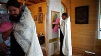 Крещение жителей Новомосковска, Фото: 34