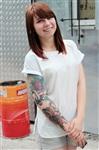 В клубе «М2» для «забитых» туляков выступили татуированные музыканты, Фото: 26