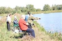 Тульские инвалиды-колясочники выехали на рыбалку, Фото: 8