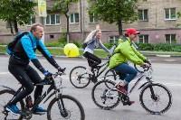 В Туле прошел большой велопарад, Фото: 87