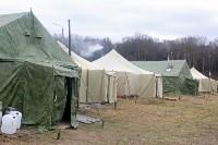 Стрельба, БТР и спасение раненых: в Тульской области бойцы Росгвардии неделю жили в лесу, Фото: 57