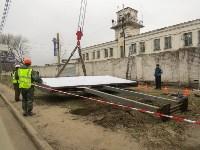В Туле демонтируют незаконные рекламные конструкции, Фото: 3