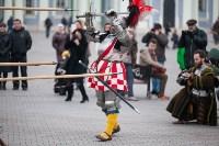 Средневековые маневры в Тульском кремле. 24 октября 2015, Фото: 146