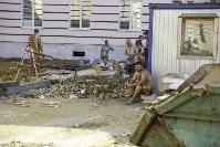 Осмотр стоящегося суворовского училища. 22 августа, Фото: 27