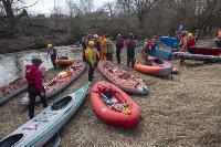 Сотни туристов-водников открыли сезон на фестивале «Скитулец» в Тульской области, Фото: 82