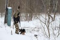 Учения: В Тульской области СОБР и ОМОН обезвредили вооруженных преступников, Фото: 15