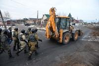 Спецоперация в Плеханово 17 марта 2016 года, Фото: 35