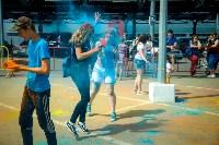 В Туле прошел фестиваль красок и летнего настроения, Фото: 94
