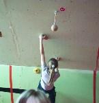 Соревнования на скалодроме среди детей, Фото: 5