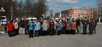Московские ветераны войны в Туле, Фото: 1