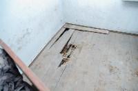 Аварийное жильё в пос. Социалистический Щёкинского района, Фото: 5