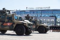 Парад Победы в Туле-2020, Фото: 193