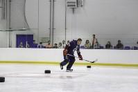 Легенды хоккея провели мастер-класс в Туле, Фото: 29