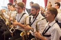 Сводный детский духовой оркестр, Фото: 30