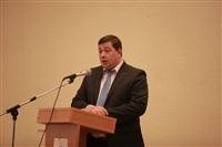 Владимир Груздев в Дубенском районе. 30 января 2014, Фото: 16