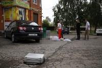 Женщина выпала из окна 11-го этажа на ул. Макаренко в Туле, Фото: 10