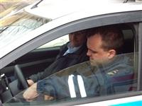 Рейд с ГИБДД. Тургеневская. 9 апреля, Фото: 9