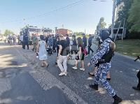 Снос домов в Плеханово, Фото: 1