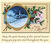 Старинные рождественские открытки, Фото: 7